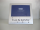 I Love My Godfather Silver Photo Frame 72964